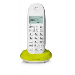 Motorola C1001L Single Lemon - A+