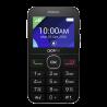 """Alcatel 2008G Telefono per anziani 2,4"""" Tasto SOS, Nero, Argento - A+"""
