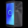 "Alcatel 3C 6.0"" 16 GB, Dual SIM, Metallic Black - A+"