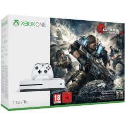 MICROSOFT Xbox One S 1Tb, Gears of war 4 Bundle