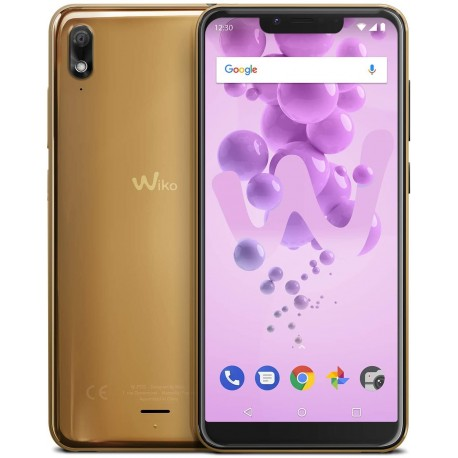 Wiko View 2 GO Gold
