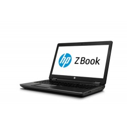 HP ZBook 15 Workstation mobile