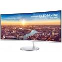 "Samsung C34J791WTU Monitor 34"" Curvo UltraWide 21:9 WQHD - A+"
