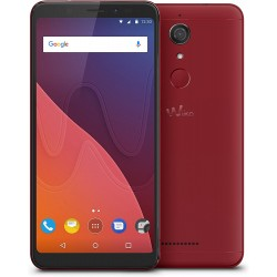 Wiko View Cherry Red