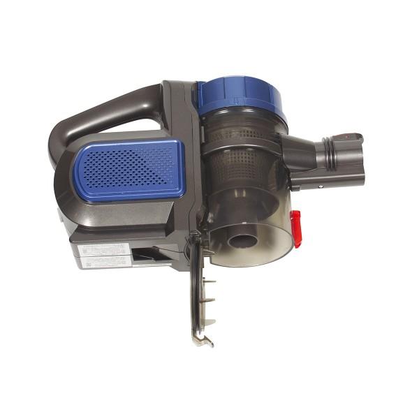 Dettagli su Termozeta Scopa elettrica senza fili Mylibera Blue 150W